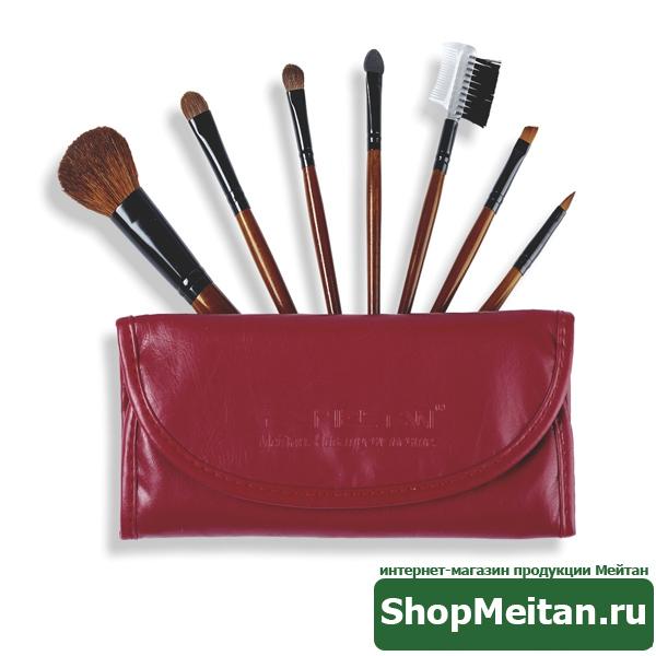 Набор профессиональных кисточек для макияжа