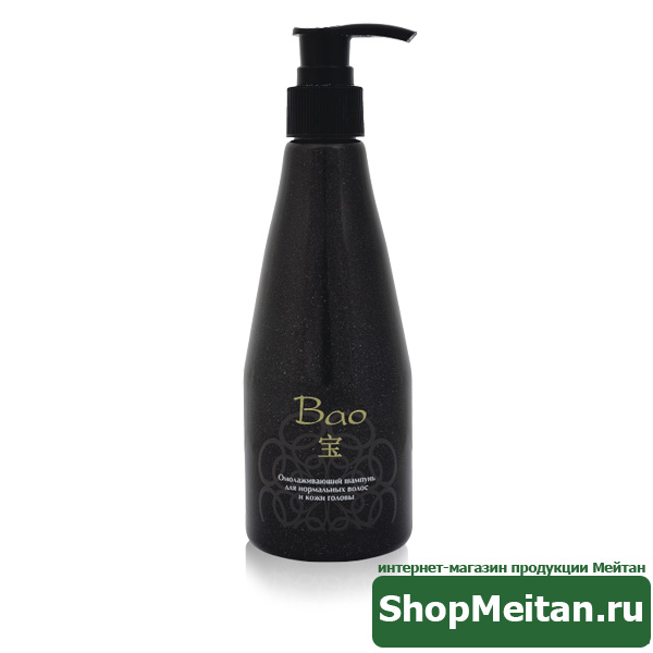 Омолаживающий шампунь для нормальных волос и кожи головы, 250мл