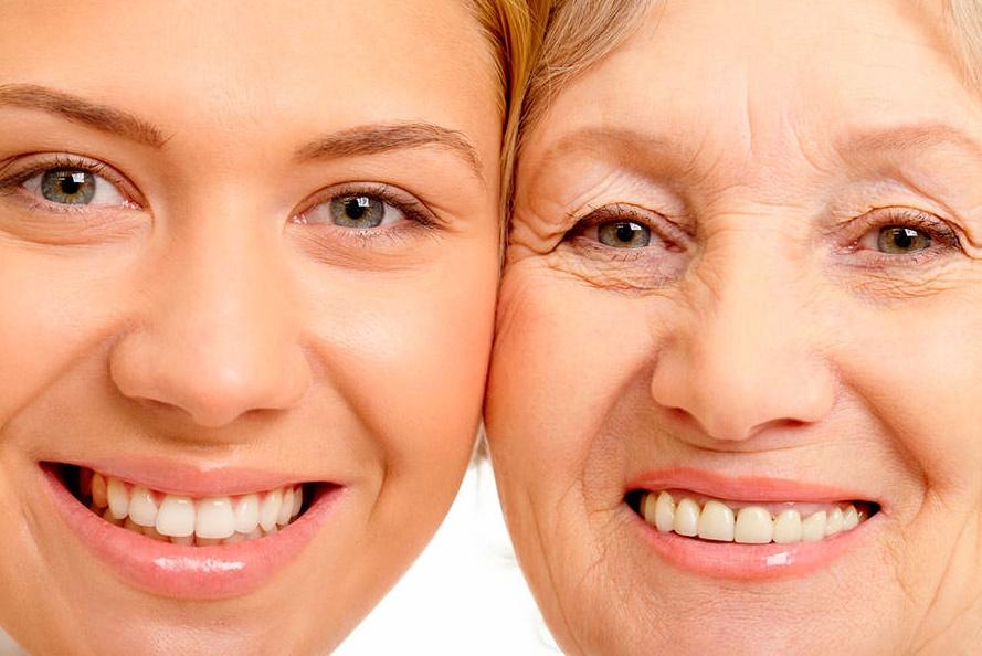 Как убрать морщины в домашних условиях в 40 лет