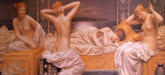 Любовные утехи в древнем риме
