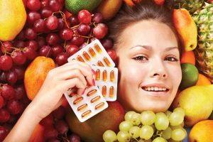 Какие витамины для кожи необходимы