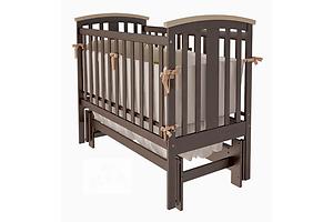 Многообразие кроваток для новорожденных: кроватки-манежи