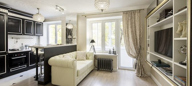 Отделка квартиры как завершающий этап ремонтных работ