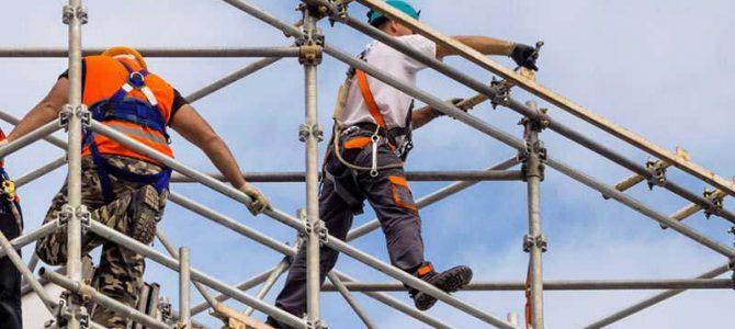 Раскрываем секреты монтажа строительных вышек тур