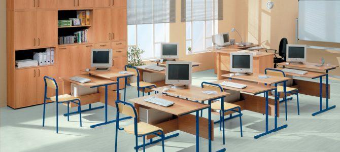 Какой должна быть правильная школьная мебель?