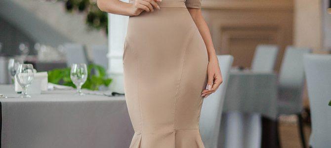 Как выбрать длинное платье