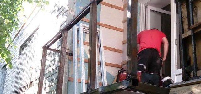 Высоконадежное остекление балконов (вынос)