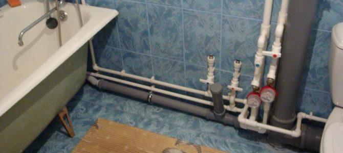 Замена труб в квартире. Когда надо менять водопровод и канализацию