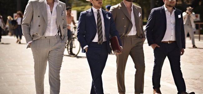 Модная мужская одежда. Как выбрать топ шмот?