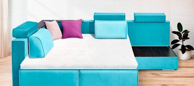 Как выбрать комфортный тонкий матрас для диванов