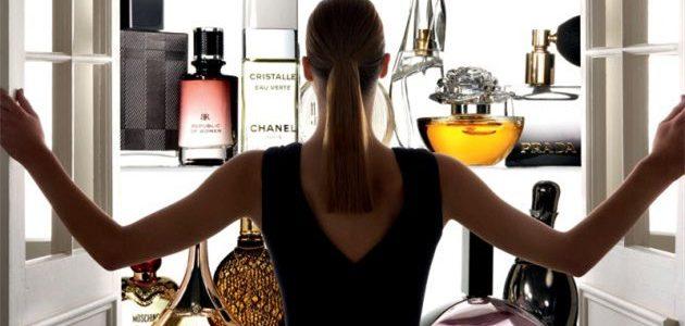 Создаем парфюмерный гардероб